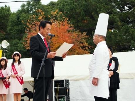 「食祭WAKAYAMA2014」のグルメ対決の優勝は「ホテルグランヴィア和歌山」