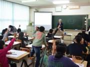 和歌山・伏虎中学校で第2回「未来スクール」 申し込み初日から100人が応募
