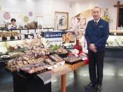 和歌山・「駿河屋」が営業再開1周年、「あんワッフル」発売へ ベルギーカフェとコラボ