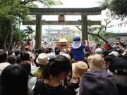 和歌浦の紀州東照宮で「和歌祭」 吉宗公将軍就任300年で赤坂氷川神社と交流も