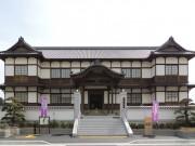 和歌山「ねごろ歴史の丘」に旧県会議事堂を移築 明治の大規模和風建築を観光資源に