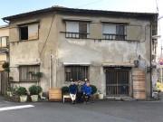 和歌川近くの共同住宅でマルシェイベント ゲストハウス1周年記念で