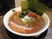 和歌山・粉河加太線沿いにラーメン店「煮干ガッツ」 煮干しスープと自家製麺を売りに