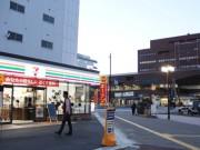 南海和歌山市駅前にセブンイレブン 1年10カ月ぶりにコンビニ復活