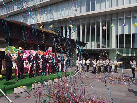 和歌山・紀の川市で「ぷる博」開幕 市民中心に「フルーツのまち」PR