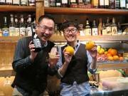 和歌山駅近くのカフェバー2店が県産ジンジャーエール使ったカクテル販売へ