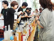和歌山・海南の蔵元「中野BC」が梅酒の催し 45銘柄飲み比べ