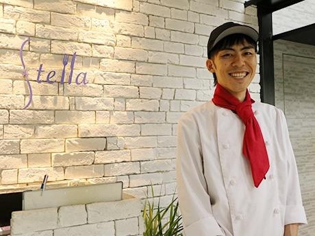 「stella」店主の堀川さん
