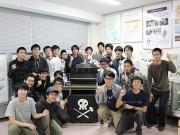 和歌山高専ロボコン部が近畿大会へ 競技は「ロボット忍法帳」