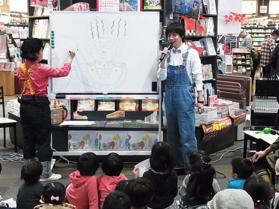 イベントの様子(TSUTAYA WAY ガーデンパーク和歌山店)