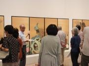 和歌山県立近代美術館で「和歌山-日本」展 初公開の県庁完成時設計図面も