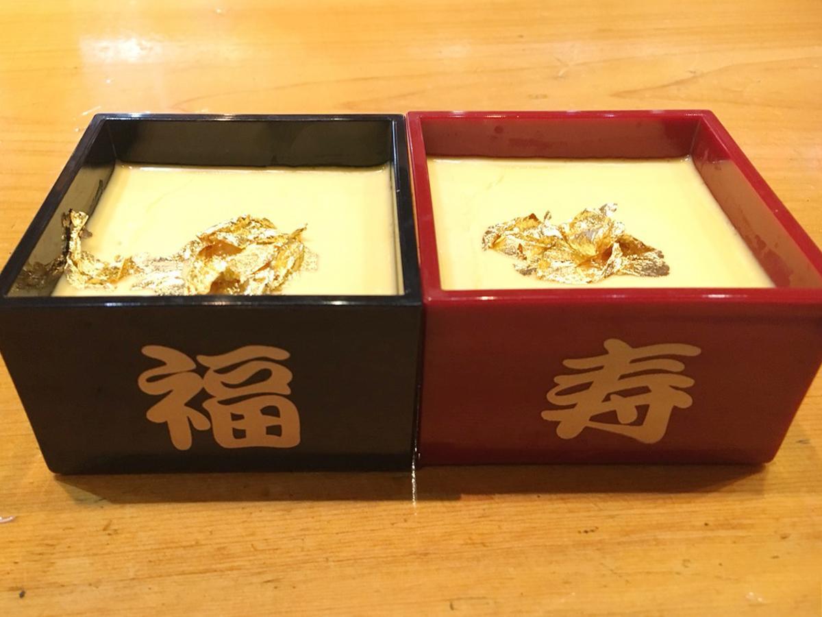 12月31日限定で発売される「紀州ぷりん」