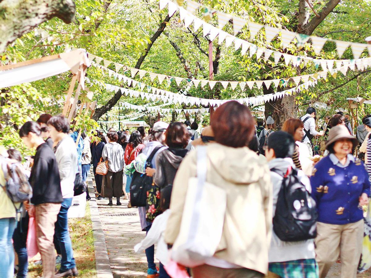 約600人が訪れた前回の大新ピクニック