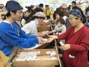 和歌山・有田川町で「おむすびフェスタ」 「しみず米」と紀州産食材使ったおむすびコンテストも