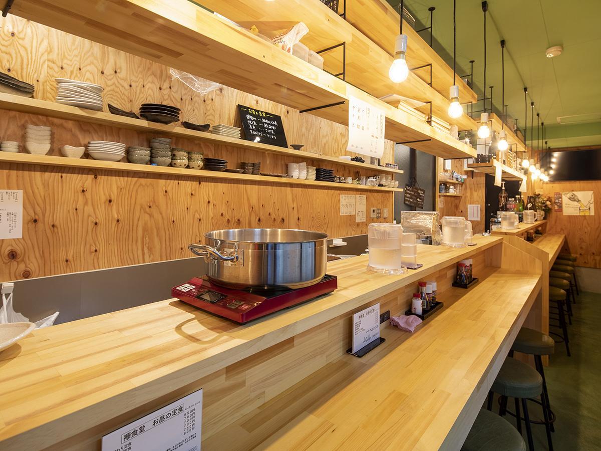 和歌山市役所近くに「襷食堂」 定食とおばんざい提供、子連れで働ける環境整備も