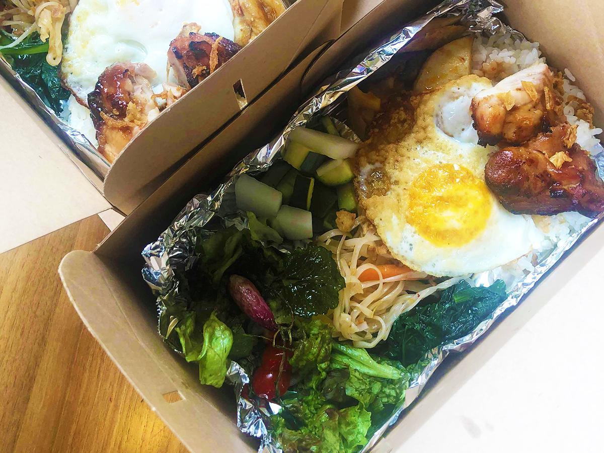 「野菜で旅するランチボックス」5月はタイ料理