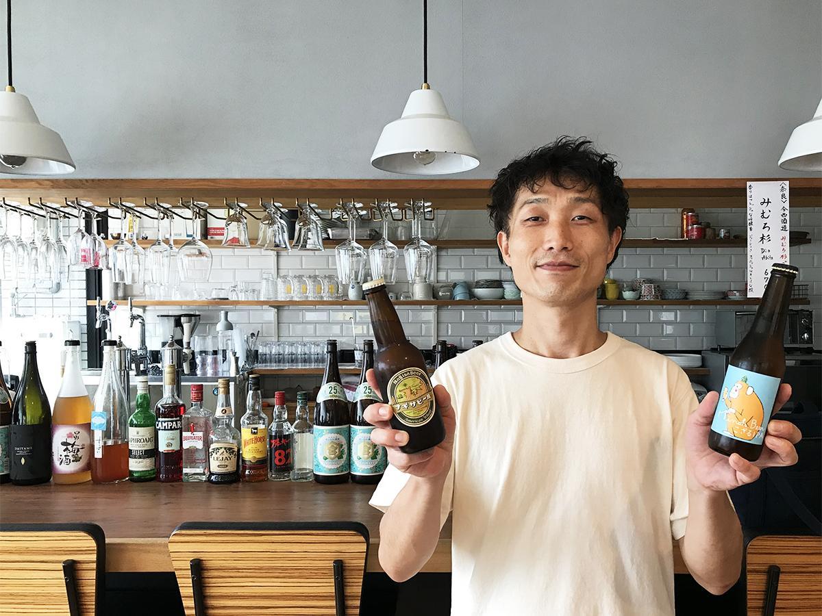 店主の松本和也さん