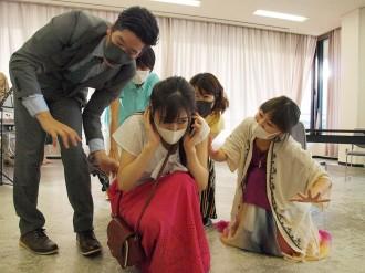 和歌山・海南ノビノスで紀三井寺開創1250年記念演劇公演 ネット配信も