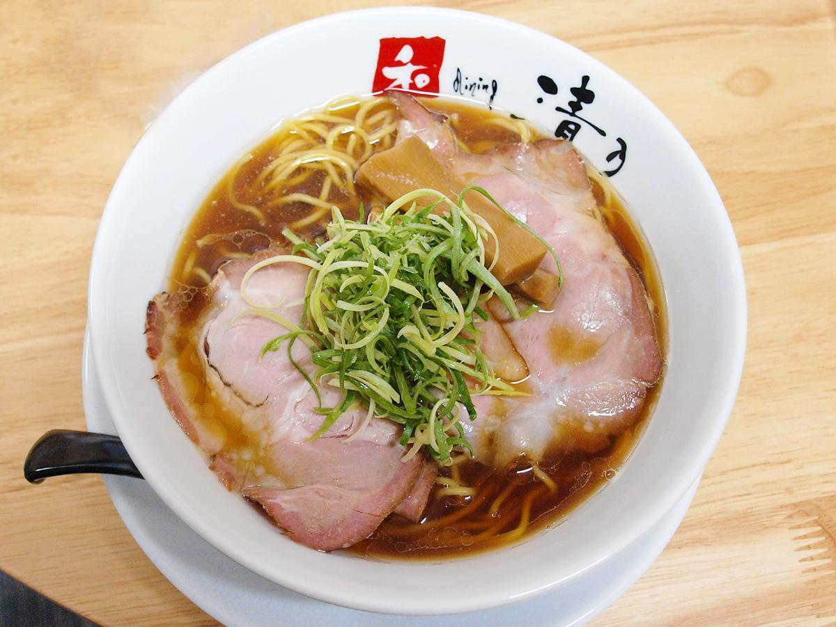湯浅醤油を使用した「角長醤油」(900円)