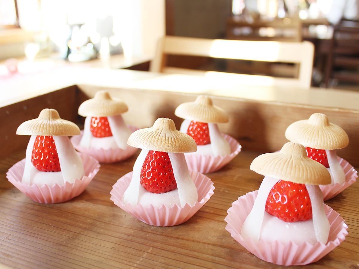 イチゴ大福「熊野詣」