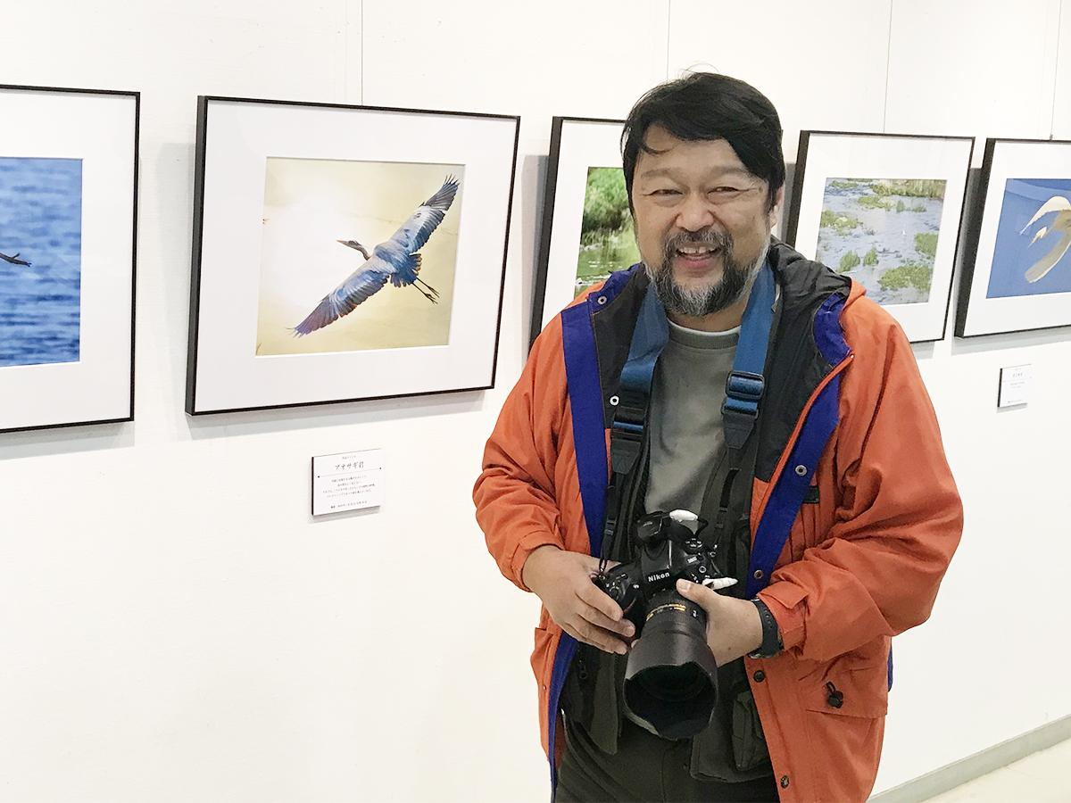 写真家の谷所さん