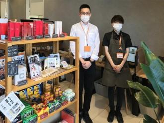 和歌山・岩出の写真店「クロレ」が1周年 証明写真300円から、雑貨販売にも注力