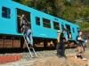 JRきのくに線の芸術祭に「学ぶ」特別列車 日帰りで地域学習や避難体験