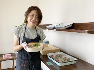和歌山にケータリングと弁当の店「オズズキッチン」 管理栄養士が旬の味提供