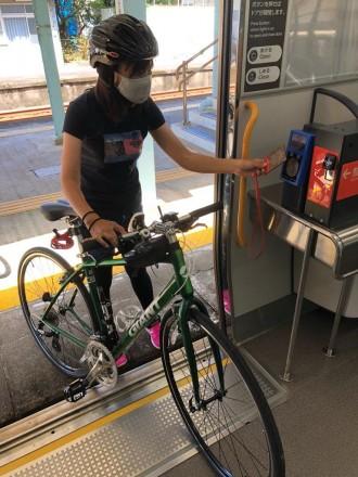 紀伊田辺・新宮駅間で「きのくにサイクルトレイン」 自転車をそのまま電車に
