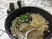 屋久島漁協で魚うどん トビウオの漁獲高日本一、安房港ならではの新名物