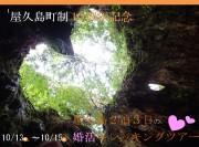 屋久島で婚活トレッキングツアー開催へ BBQや「やくしま森祭り」参加も