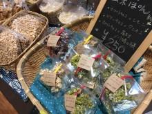 屋久島で初の「オーガニックマーケット」 「オーガニック」をキーワードに開催