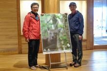 屋久島町観光PRポスター、コンクールでオンライン投票部門1位獲得