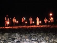 九州最高峰・宮之浦岳へ屋久島伝統の岳参り 神主同行し新型コロナ早期終息祈願