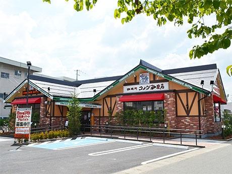 8月12日にオープンする「コメダ珈琲 山形南館店」