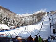 FISスキージャンプワールドカップレディース蔵王大会 高梨選手に注目