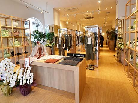 百貨店「大沼」が運営する新店舗「ONUMA Salon de Rose(オーヌマ サロン・ド・ロゼ)」