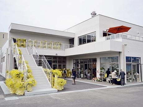 4月16日にグランドオープンした食の総合店「256(二ー・ゴー・ロク)」