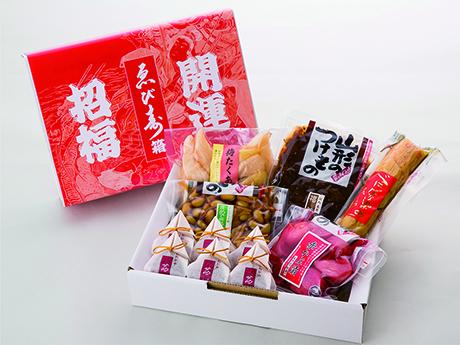 山形・東根の漬物店が「お札入り漬物」販売 良い初夢を、と願い込め