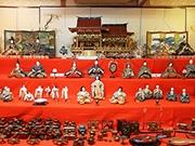 日本料理店「玉貴」でひな祭り 等身大ひな人形など400点