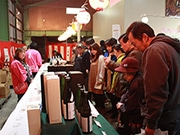 山形「米鶴酒造」で蔵開き 限定生原酒の販売も