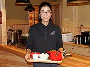 山形・鶴岡市のダイニングカフェ「IRODORI」に新メニュー「スープカレー」 地元野菜使う