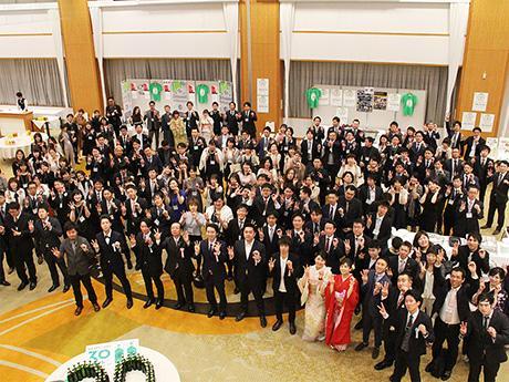県内外から150人を超える30歳が集まった「山形三十路式」