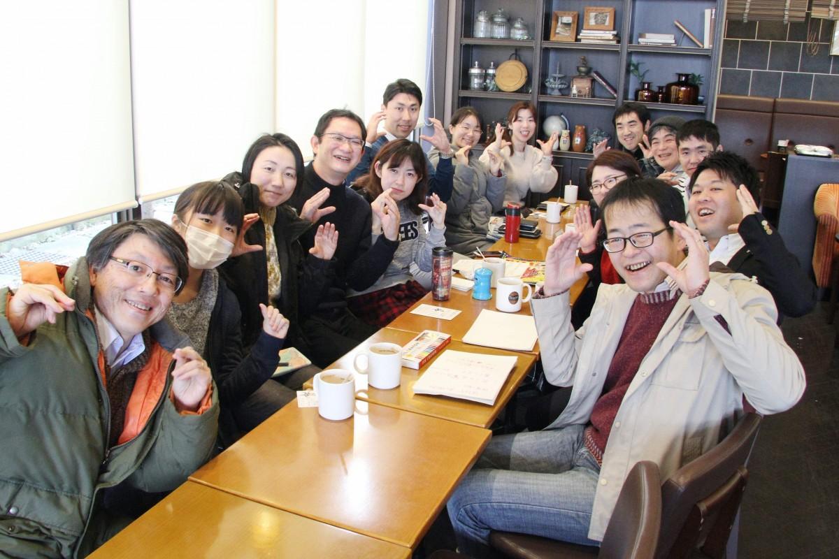 「第61回ワクワク朝活~朝活トレンディ・2020年大予想~」の参加者