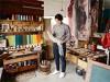 蔵王半郷・編み物作家の工房兼ショップが1周年-編み物教室も