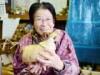 88歳・たかばあちゃんのわら細工、今年も最盛期迎える