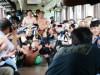 山形・プロレス列車再び クラウドファンディングサイトでチケット販売
