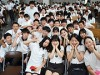 山形で日韓高校生が交流 両国の文化を紹介