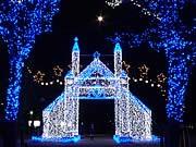 山口市、1カ月限定で「クリスマス市」に改名-旧サビエル聖堂も復活