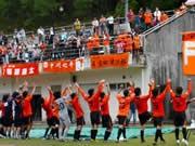 レノファ山口FC、中国サッカーリーグ優勝-3年連続で地域決勝大会へ